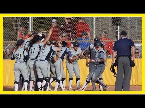 Breaking News | Arizona softball outlasts No. 8 ASU in extras to win the series