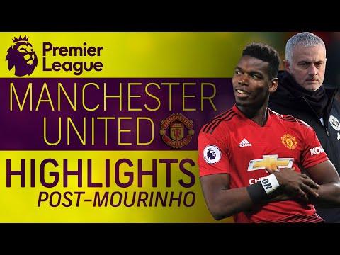 Manchester Uniteds top moments since Jose Mourinhos sacking | Premier League | NBC Sports