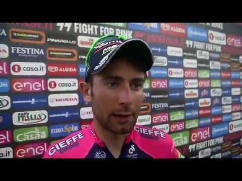 Giro d'Italia 2016: 4- Catanzaro - Praia a Mare - Diego Ulissi & Tom Dumoulin