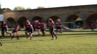 Millwall RFC, Venus v East London 11 Nov 2012.mp4