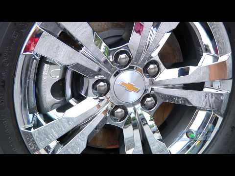CCI Impostor Wheel Skin for 2010-2014 Chevy Equinox