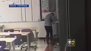 Students Catch Teacher Doing Drugs In Classroom: Authorities thumbnail