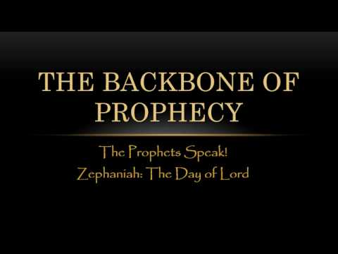 The Backbone of Prophecy