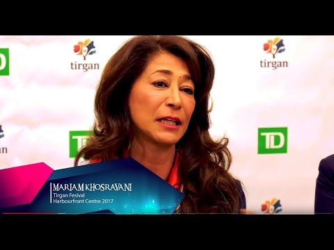 Iranian-Canadian Women's Leadership Conference: Mariam Khosravani