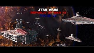 Vorwärts mit den Papppanzern | Folge 38 | Star Wars Republic at War | Let´s Play