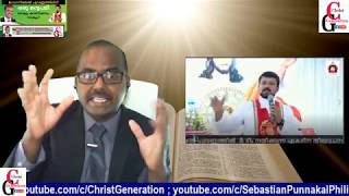 A Reply to Fr. Daniel Poovannathil: \