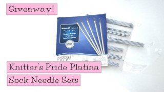 Giveaway!  Knitter