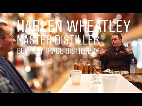Harlen Wheatley (Master Distiller Buffalo Trace) Conversation With Warehouse Liquors