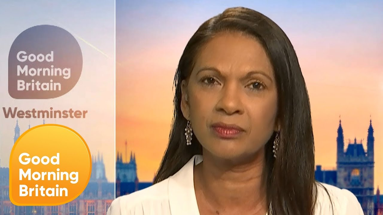 Gina Miller Reacts to the Supreme Court's Ruling of Suspending UK Parliament