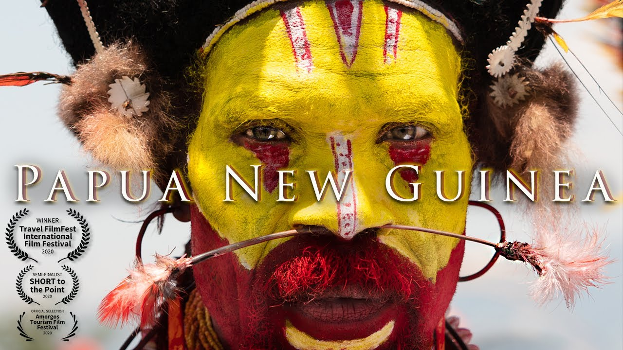 PAPUA NEW GUINEA | The Last Frontier | Cinematic Travel Film