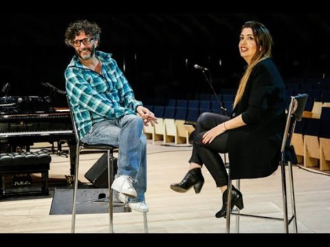 Igualdad Cultural TV junto a Fito Páez en el CCK