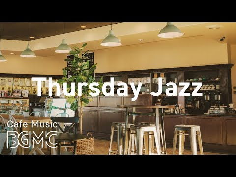 Thursday Jazz: Relaxing Jazzy Hip Hop Music - Slow Jazz for Work and Study to Concentrate