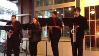Disney Medley - 4 of a Kind Sax Quartet