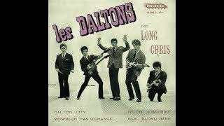 Long Chris et les Daltons   Hello Joséphine          1962