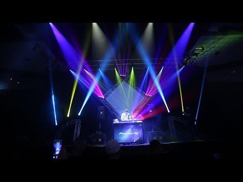 2016 DJ Expo Stage TOUR by CHAUVET DJ