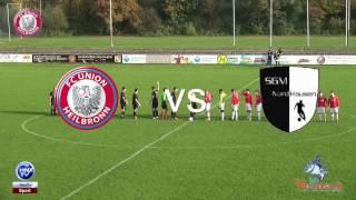 30.10.2016 FC Union Heilbronn vs SGM NordHausen