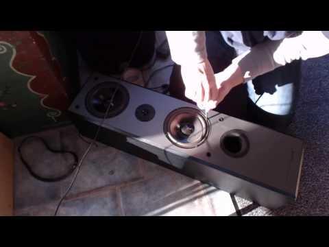 Batteri drevet bluetooth højttaler byg på 10min med camp amp 1