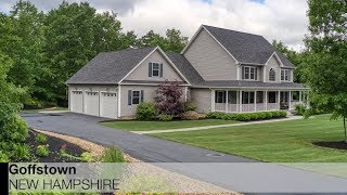 Video of 166 Monarch Avenue   Goffstown, New Hampshire real estate &  homes by Tom Beauchemin