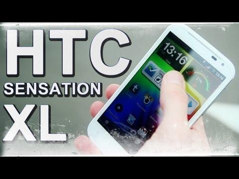 Обзор HTC Sensation XL