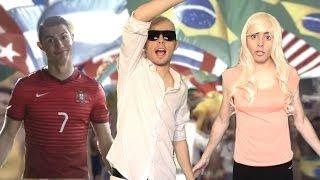 Pitbull - We Are One | Paródia (Olé Olá Já Fomos Já)