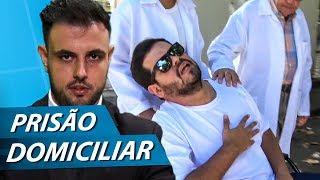 URGENTE: PRISÃO DOMICILIAR | PARAFERNALHA