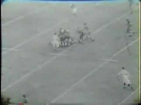 1942 Rose Bowl: Duke vs. Oregon State