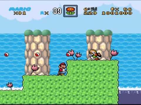 SMW ROM Hack   Mario X World: Bowser's Strike Back   World 7   Ep. 10