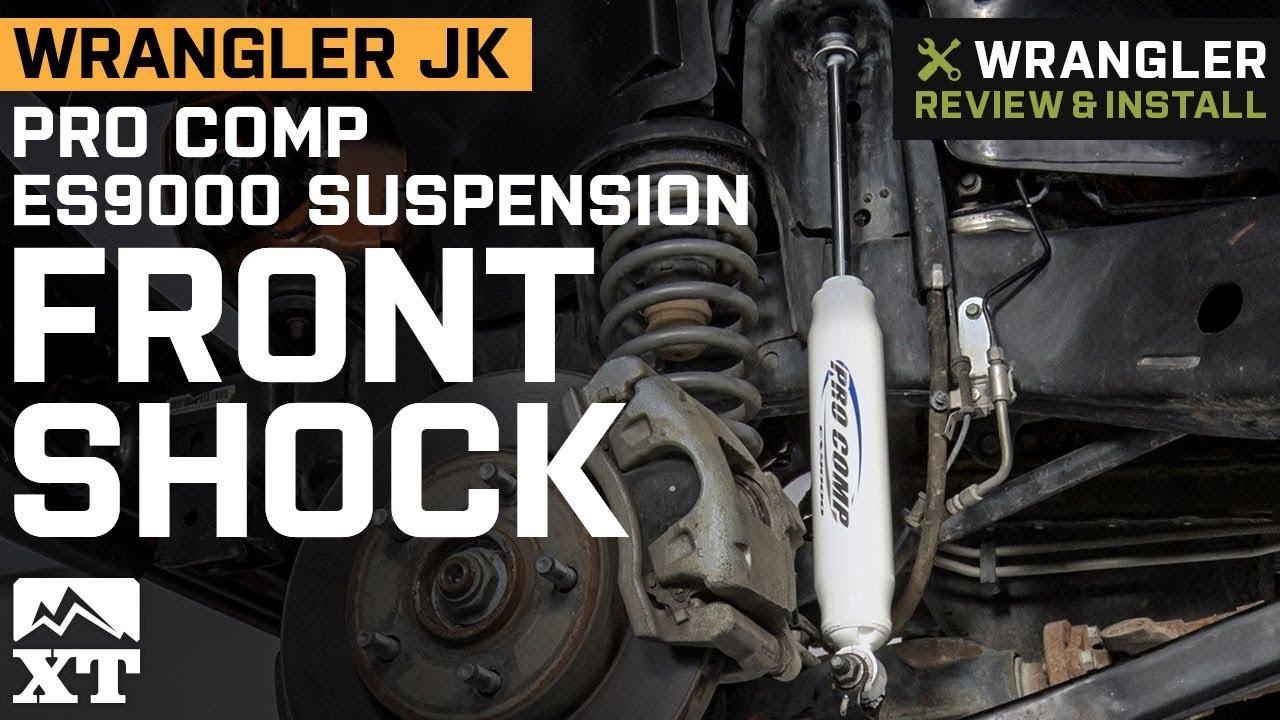 Pro Comp Suspension Jeep Wrangler ES9000 Series Suspension