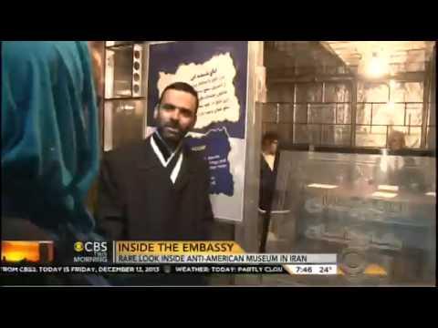 Former U.S. Embassy In Iran Turned Into Anti-American Museum