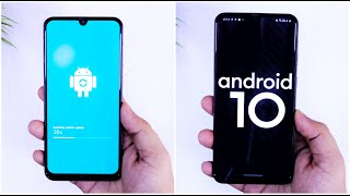 Samsung Galaxy A50 Android 10 One UI 2 Update Is Here (UPDATE NOW)