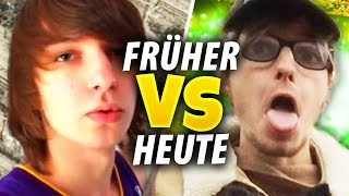 Ardy - YouTuber FRÜHER vs HEUTE!
