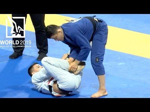 Joao Miyao VS Rene Lopez / World Championship 2019