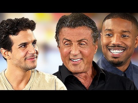 Creed - Rocky´s Legacy Exclusives Interview Silvester Stallone, Michael B.Jordan