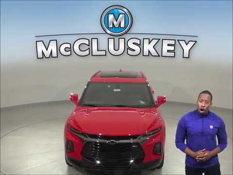 193543 - New, 2019, Chevrolet Blazer, RS, AWD, Test Drive, Review, For Sale -