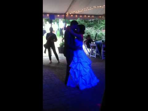 2012-07-14 - Pearson - Pridmore First Dance with Brantley Gilbert Intro