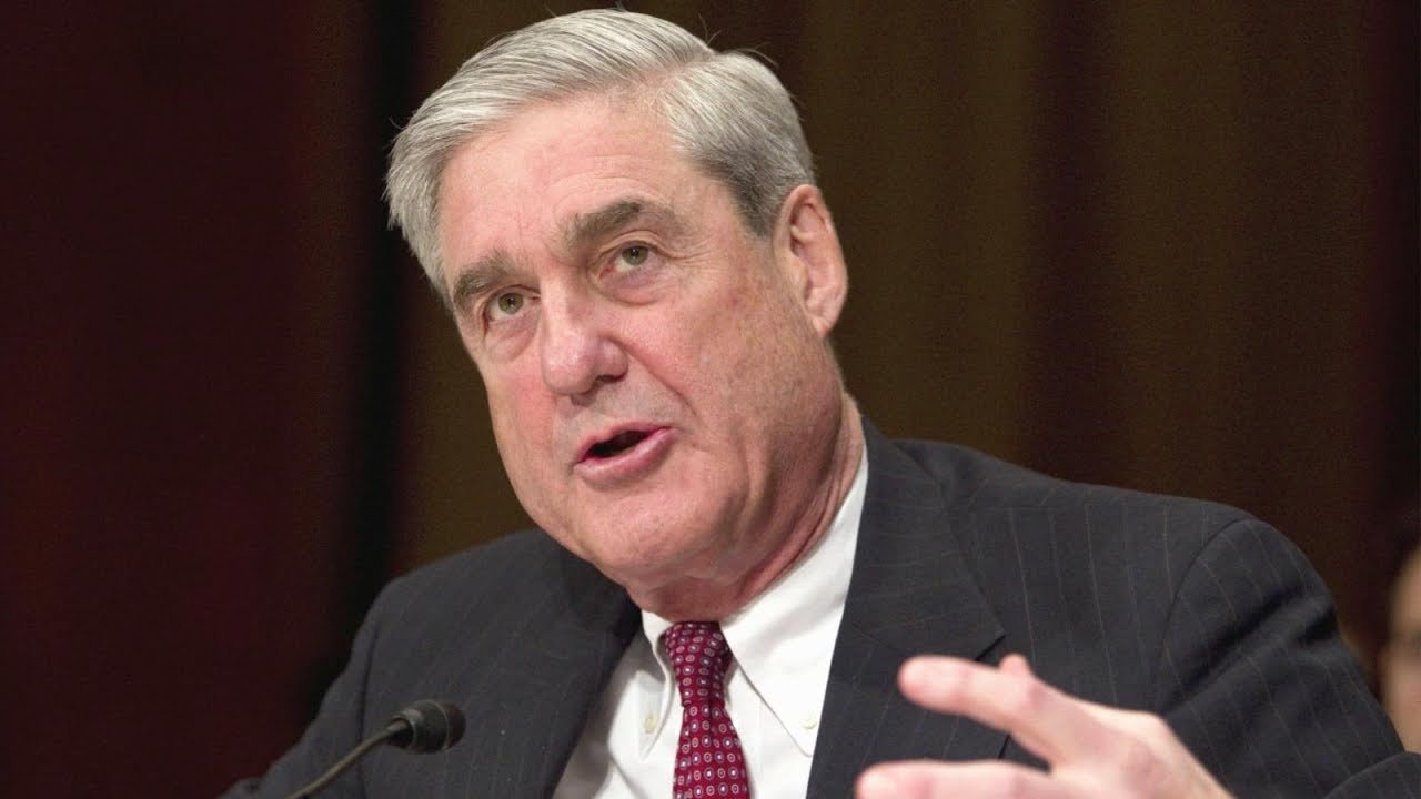 Justice department names Robert Mueller as special counsel ...