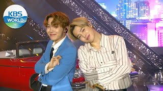 BTS(방탄소년단) - Boy With Luv(작은 것들을 위한 시) (The Stage BTS Reloaded 2021) l KBS WORLD TV 210329