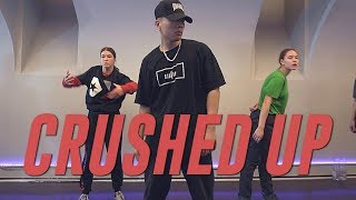 Future &quotCRUSHED UP&quot Choreography by Duc Anh Tran