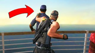Splinter Cell Double Agent - Stealthy Takedowns Gameplay