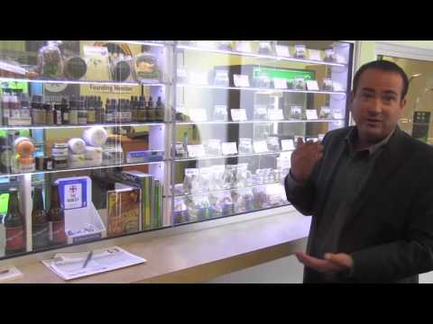 Setting up a Marijuana Retail Store: Tour a Working Medical Store