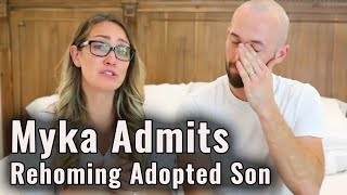 Download Lagu YouTuber Myka Stauffer SLAMMED For Giving Up Adopted Son mp3