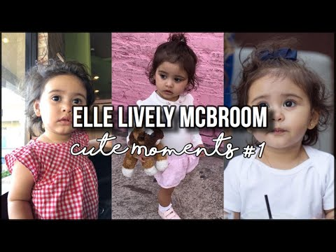 Elle's cute and funny moments #1 | The ACE Family