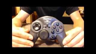 Strange Mega Racer Controller For PS1