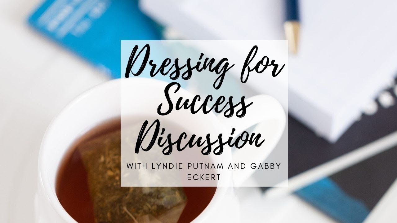 Dressing for Success Discussion with Lyndie Putnam and Gabby Eckert