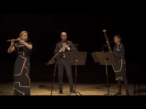 Francois Devienne: Trio In Bb, Op. 61 No. 5 (1795) (flute, Clarinet, Bassoon)
