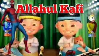 Download allahul kafi robbunal kafi upin ipin ~ Allahul Kafi versi Koplo ~ Upin Ipin dan Spiderman Joget