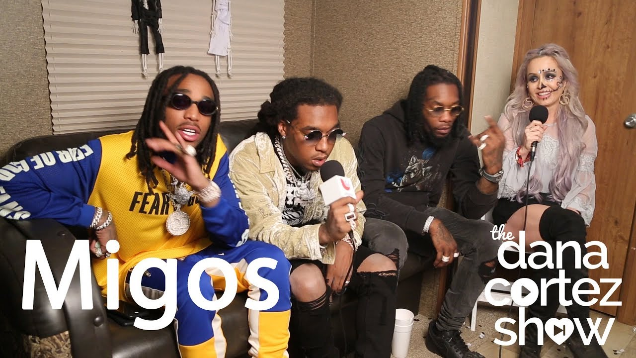 Migos End Interview After Offset Talks About Cardi B Engagement