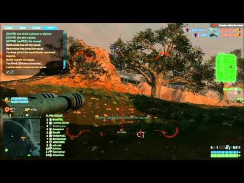 Planetside 2 Prowl Around Cobalt EU