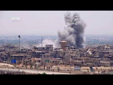 Обстановка в Сирии на 16.06.2016