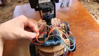 Как собрать домашнего робота версии 0.3.1